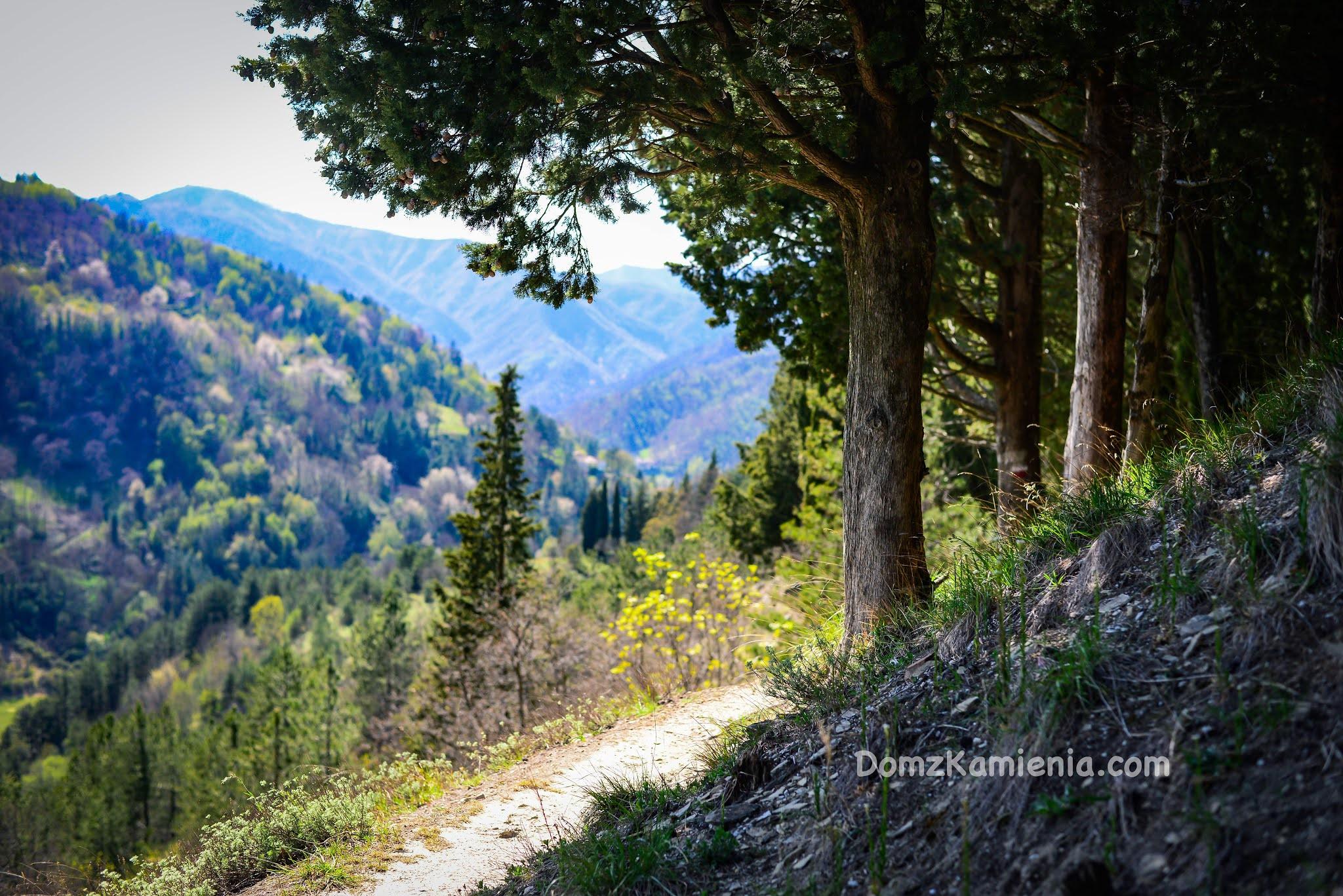 Dom z Kamienia blog o życiu w Toskanii, Marradi