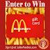 McDonalds Card (US Offer)