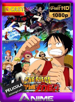 One Piece: El Soldado Mecánico Gigante del Castillo Karakuri (2006) [Castellano] [1080p] [GoogleDrive] AioriaHD