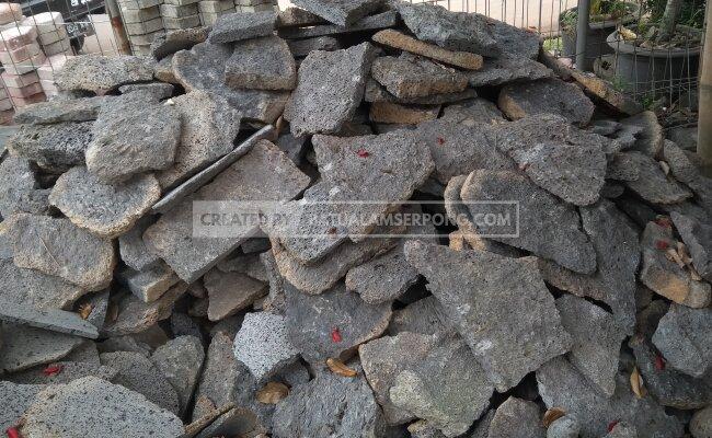 batu alam curi
