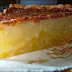 SOUTHERN BUTTERMILK PIE: (Chess Pie)