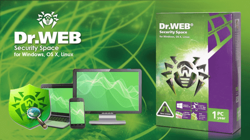 dr.web security space promo