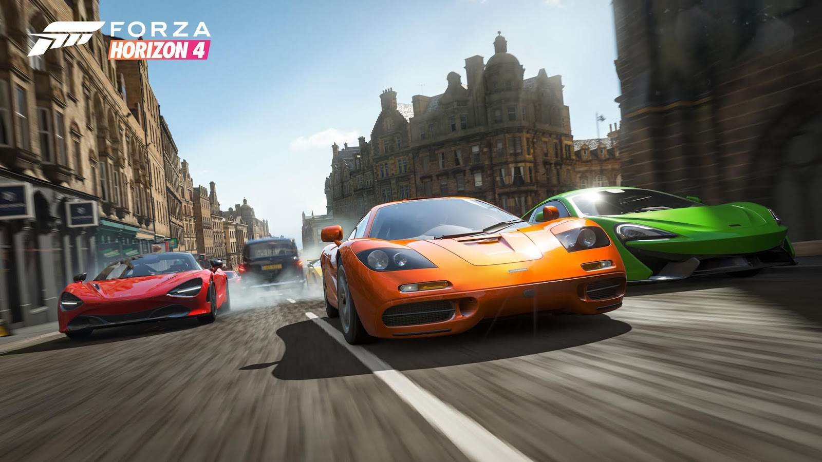 Forza Horizon 4: Ultimate Edition v1 332 904 2 + All DLCs