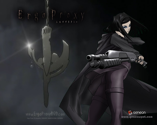 Ergo Proxy Batch Subtitle Indonesia