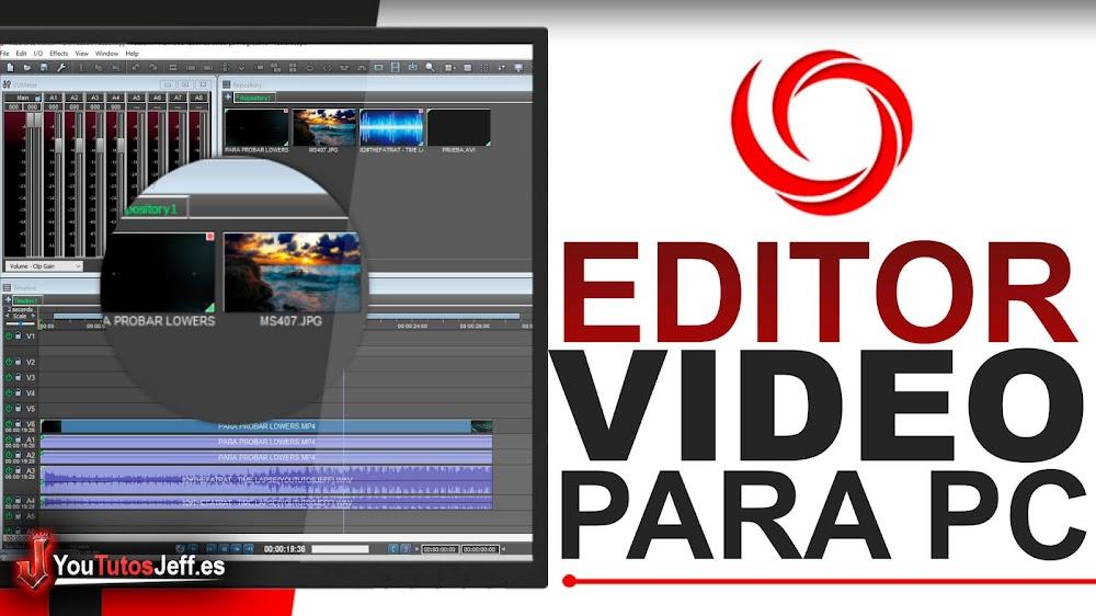 Editor de Video Gratis para PC Sin Marca de Agua, Descargar IvsEdits Ultima Versión