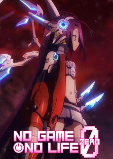No Game No Life: Zero - HDRip Dual Áudio