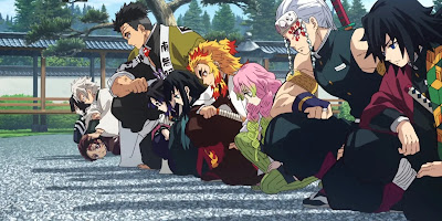Demon Slayer: Kimetsu no Yaiba The Hashira