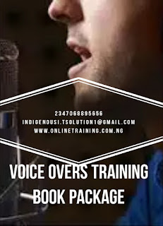 Voice Overs Training For Nigerians 2021