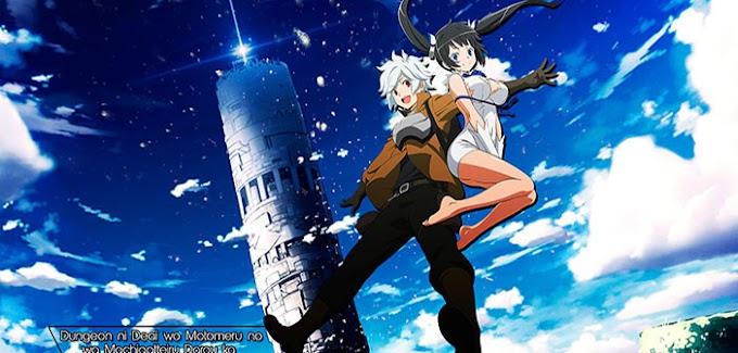 25 Melhores Animes de Fantasia.