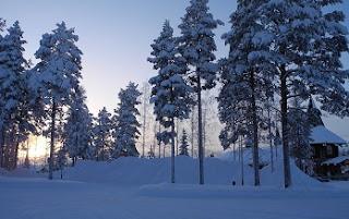 Finlandia: Pueblo de Santa Claus