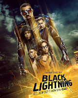 Tercera temporada de Black Lightning