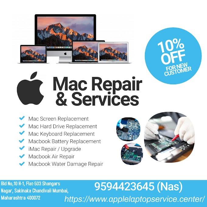 Mac Repair and Service in Sakinaka
