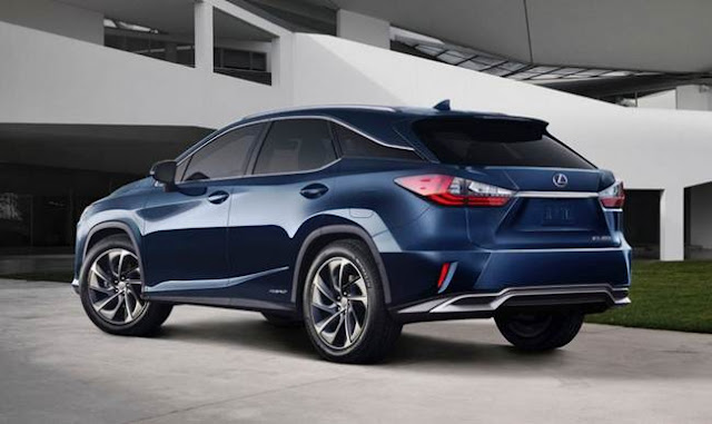 2016 Lexus RX 450h Hybrid Review