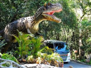 Canela (RS) - Vale dos Dinossauros