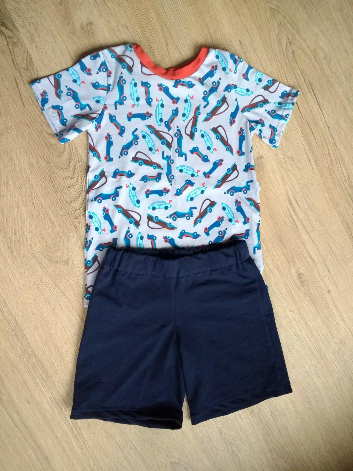 b6f5dac6ccf Pyjama voor T - Isaac T-shirt