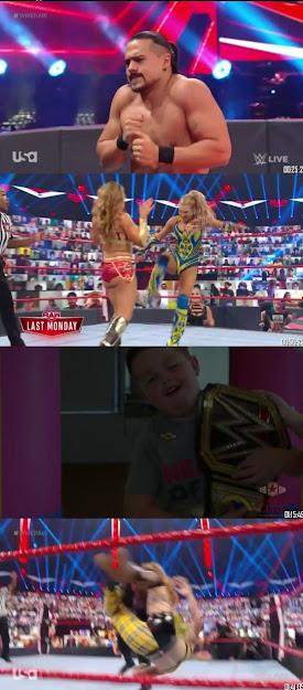 WWE Monday Night Raw 7th Sep 2020 480p 300Mb HDTV || 7starHD