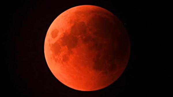 最大滿月「月全食」天文秀 今晚18時30分登場