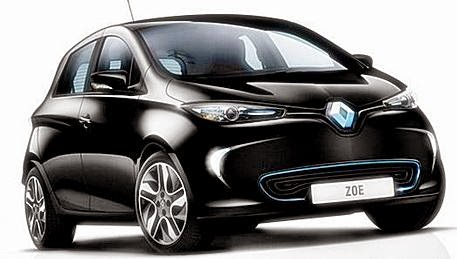 2016 renault zoe performance and specs car drive and feature. Black Bedroom Furniture Sets. Home Design Ideas
