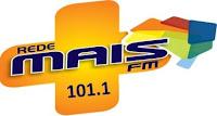 Rádio Mais Brasil FM 101,1 de São José do Rio Preto SP