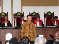 Heboh! Saksi JPU surati hakim agar Ahok ditahan