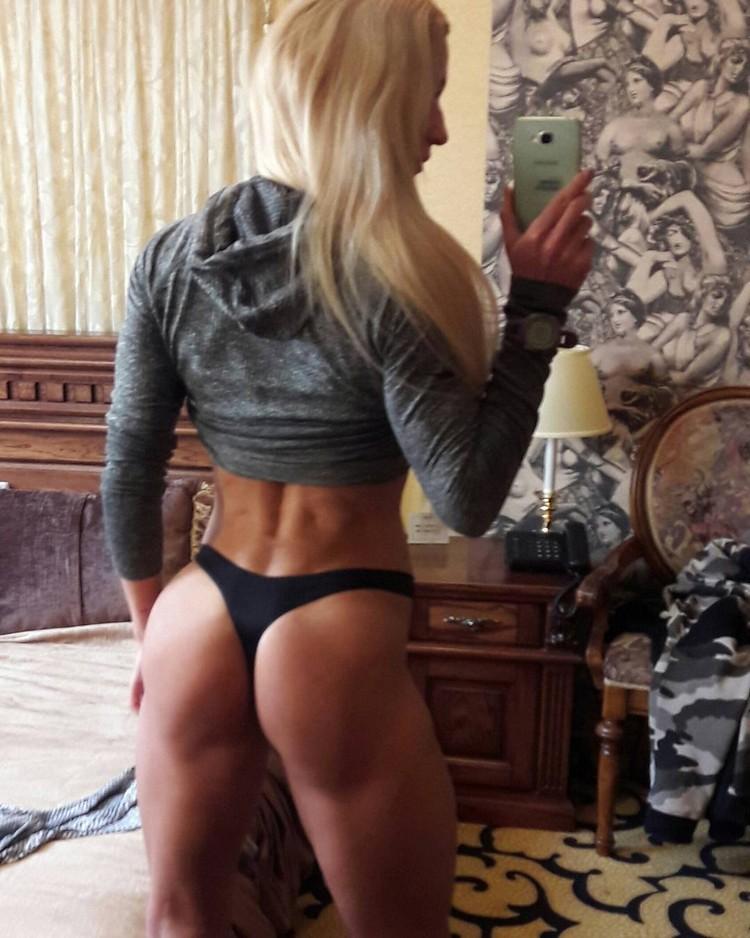 fitness model Olga Kulinych 0003