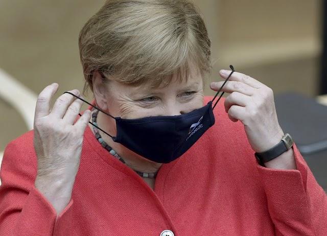 A német kormány ellenzi a maszkviselési szabályok lazítását