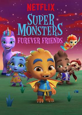 Super Monsters Furever Friends Hindi 300MB Movie Download