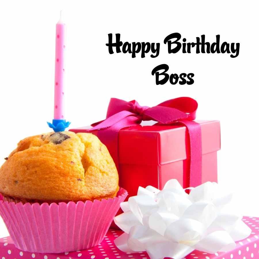 birthday cake images for boss