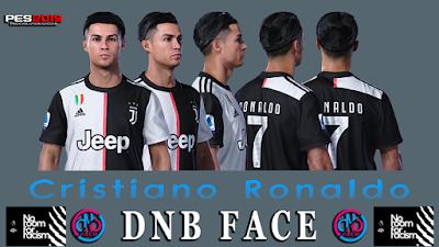 PES 2019 Faces Cristiano Ronaldo by DNB