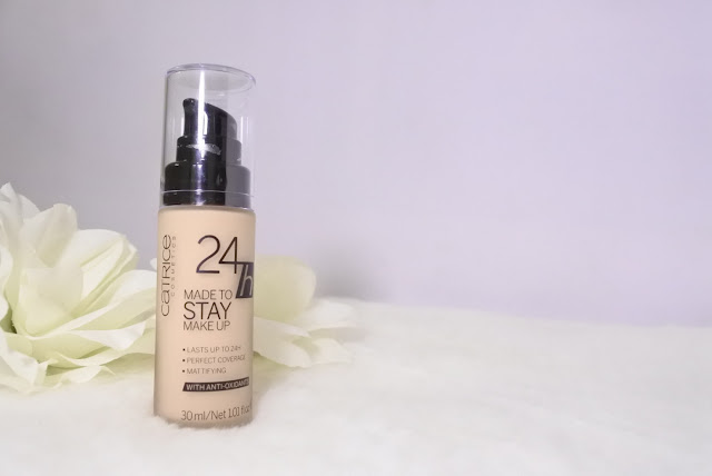 Catrice 24h Made To Stay Make Up Foundation