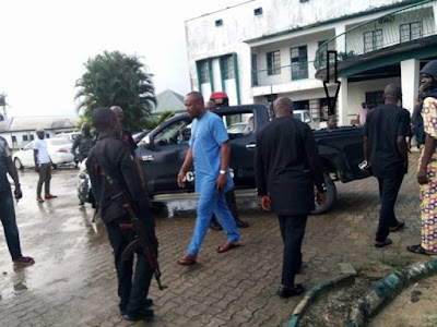 Notorious Kidnappers Nabbed By Police During Raid (Photos)