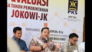 Handi Risza, Sekretaris Bidang Ekuinteklh DPP PKS