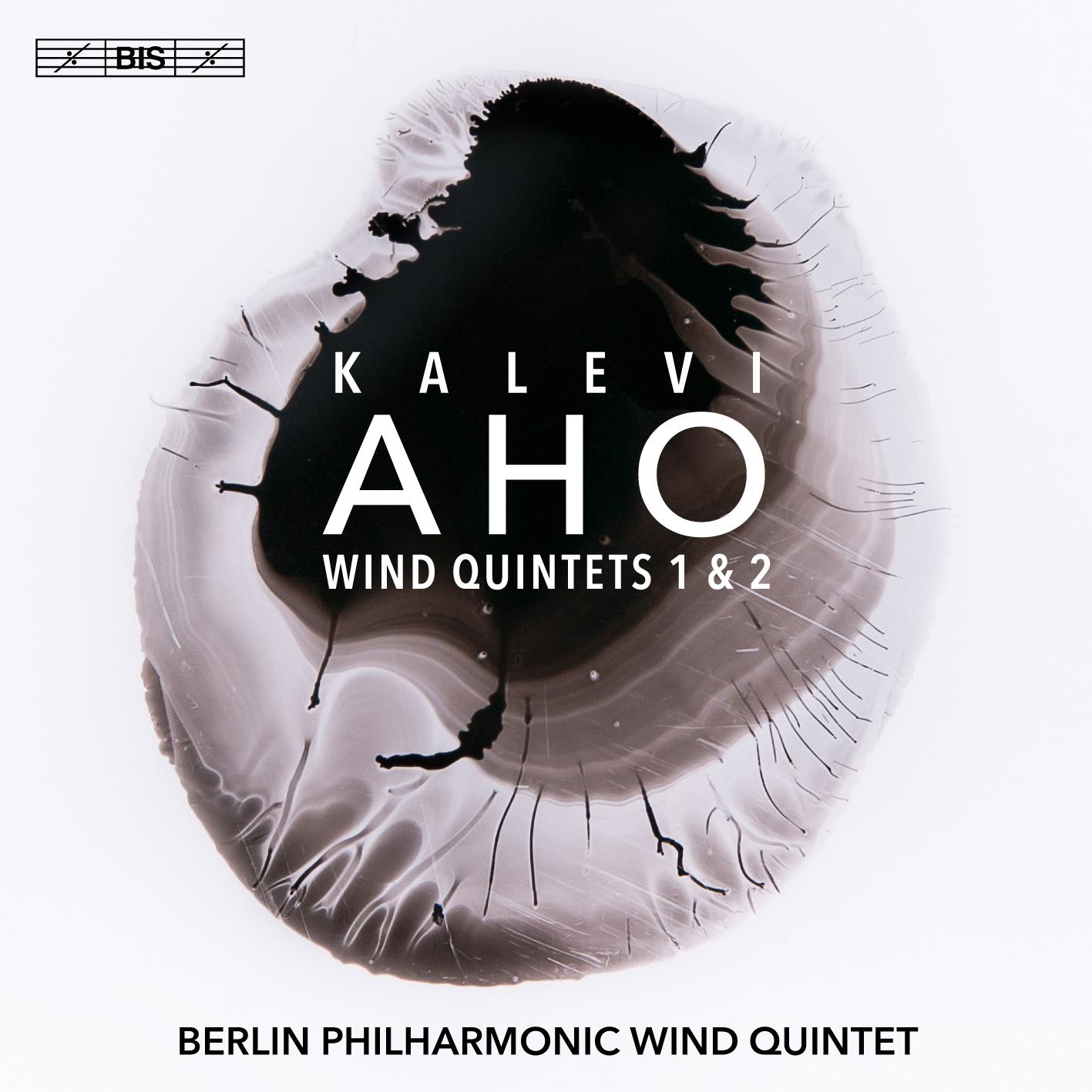 Berlin Philharmonic Wind Quintet Kalevi Aho Wind Quintets 1 &