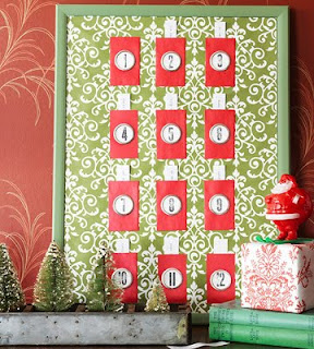 Idee Calendario.Nuvola Rosa Idee Per Il Calendario Dell Avvento