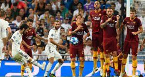 مشاهدة مباراة ريال مدريد وروما