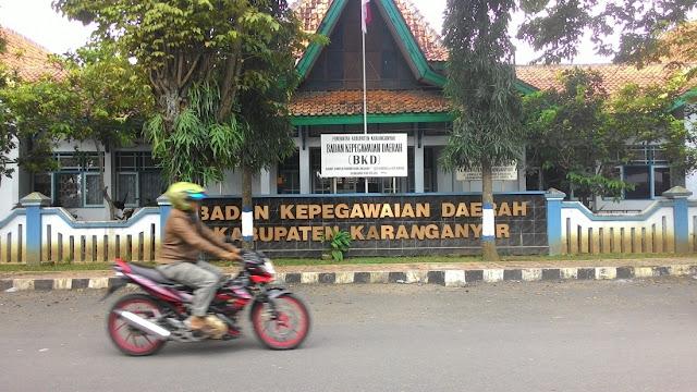 Hasil SKD CPNS 2018 Kabupaten Karanganyar Oleh BKD Kab Karanganyar - Pengumuman CPNS 2018
