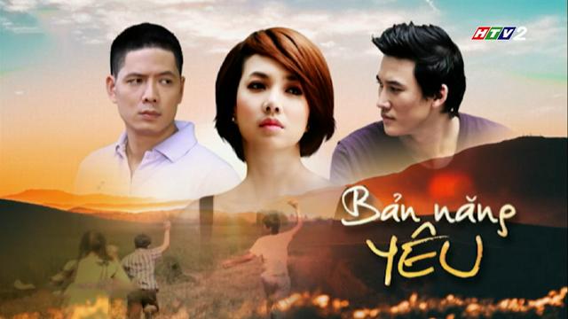 Bản Năng Yêu Trọn Bộ Tập Cuối (Phim Việt Nam HTV2)