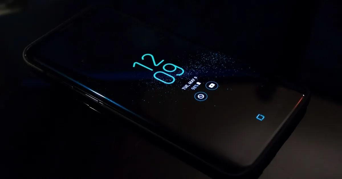 تطبيق قفل الشاشة