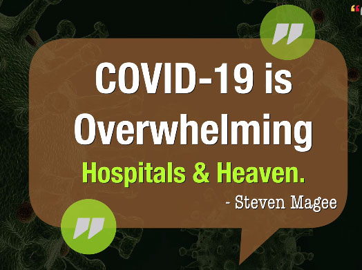 Covid 19 and Hospital Quote