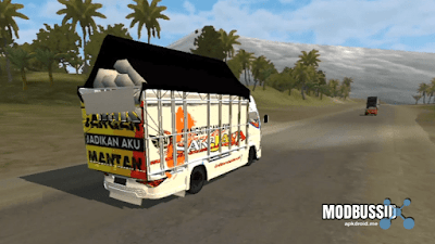 MOD Truck Canter Mukhlas S3 Shilo Jovanca