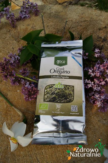 Greco Products - Prawdziwe greckie oregano