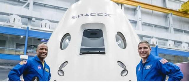Countdown as SpaceX, NASA prepare to test new astronaut capsule
