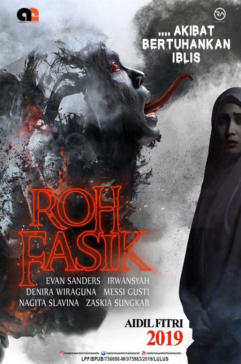 Review Filem Roh Fasik