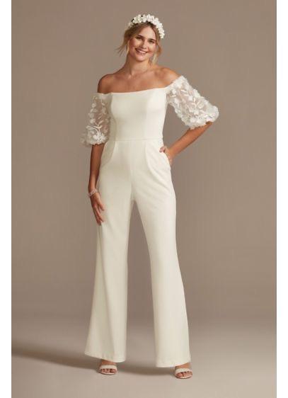 wedding-fashion-jumpsuits-David-bridal-KMich Weddings-Events-Philadelphia-PA