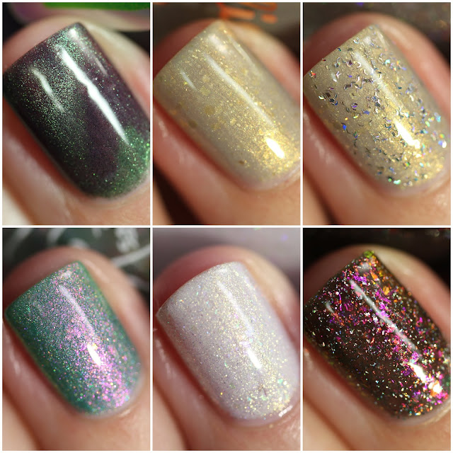 Everything is Fine December 2020 Polish Pickup Swatches & Review