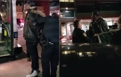 Attacker arrested by NYPD