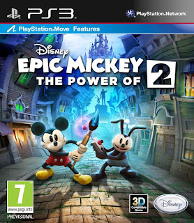 DISNEY EPIC MICKEY 2 THE POWER OF TWO PS3 TORRENT