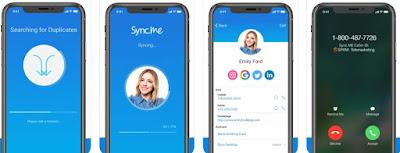 تطبيق Sync.ME