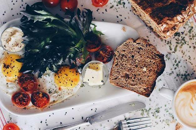 Śniadanie na Neukölln