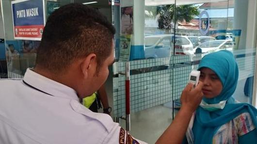 Senin, 15 Orang Warga Kota Padang Dinyatakan Positif Covid-19, Berikut Sebarannya